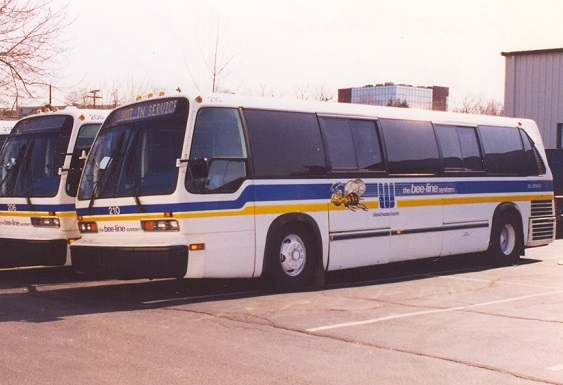 Thirty five foot RTS -03 210 former WST 105 in Warwick RI after being sold..jpg